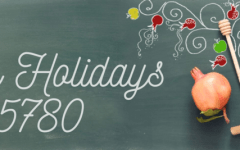 High Holidays 5780