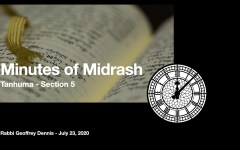 Minutes of Midrash - Tanhuma - Section 5