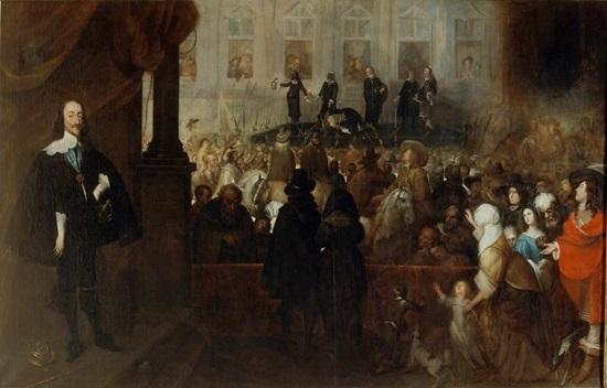 Execution Charles I
