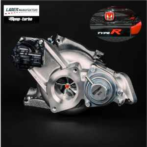 Honda Civic Type R Turbo Upgrade turbolader hybrid lm500h turbocharger