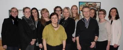 2013-14 Stjórn og starfsfólk Barnaheilla