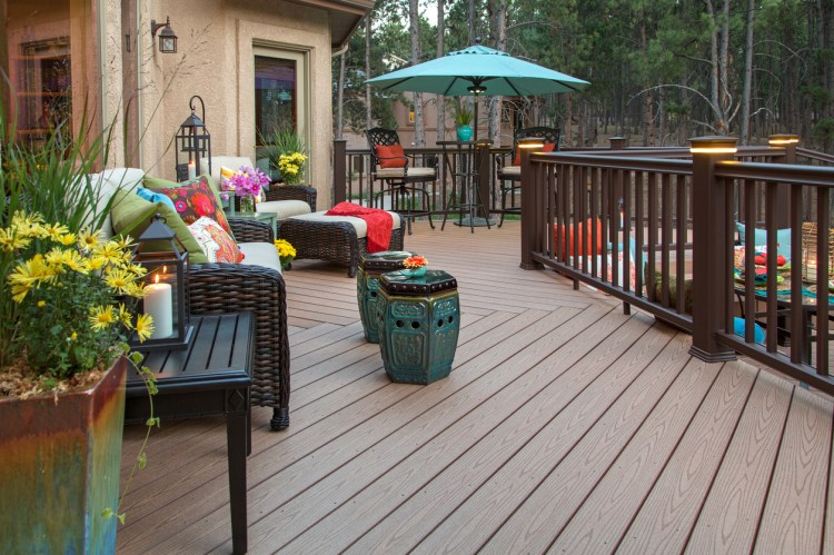 Beautiful Deck