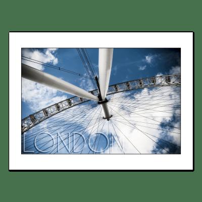 Eye of London af fotograf Chanett Koldsø | Koldsø Fotografi webshop