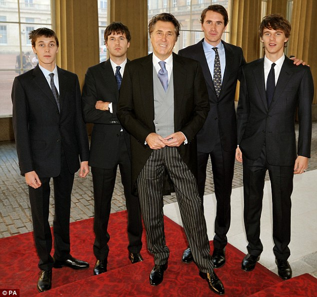 Bryan Ferry — More Than This??? (5/5)