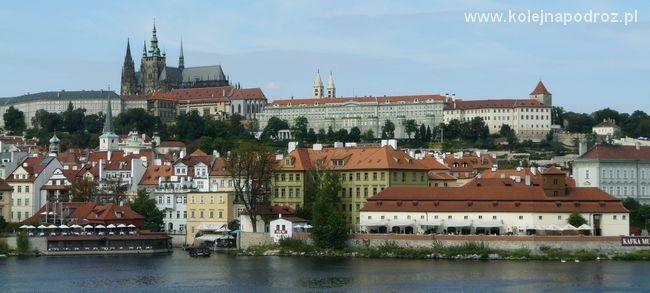 Kolejowe wakacje w Republice Czeskiej
