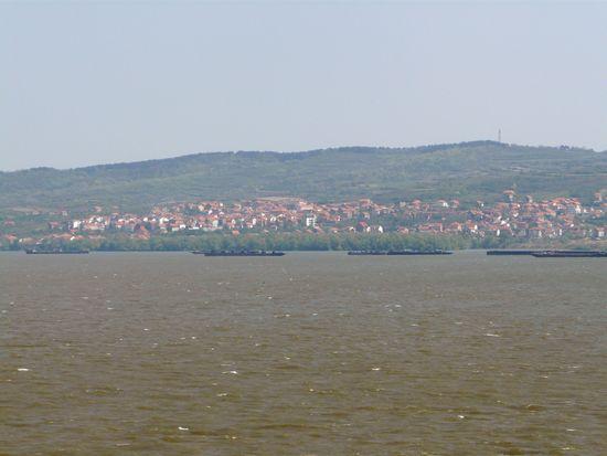 Wjazd do Belgradu - Dunaj