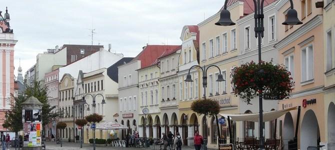 Karniów (Krnov)  – podobno piękne miasteczko