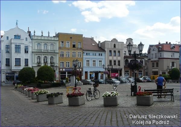 Plac Hallera w Tczewie