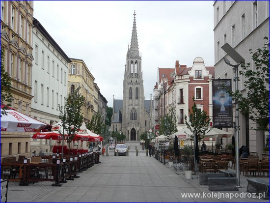 Katowice - ulica Mariacka