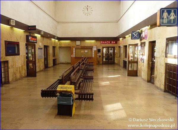 Bohumín nádraží