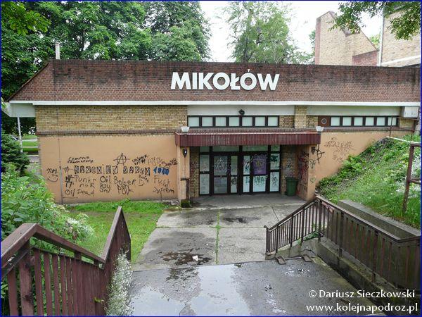 Mikołów - dworzec PKP