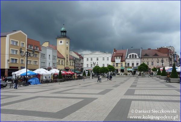 Rynek w Rybniku