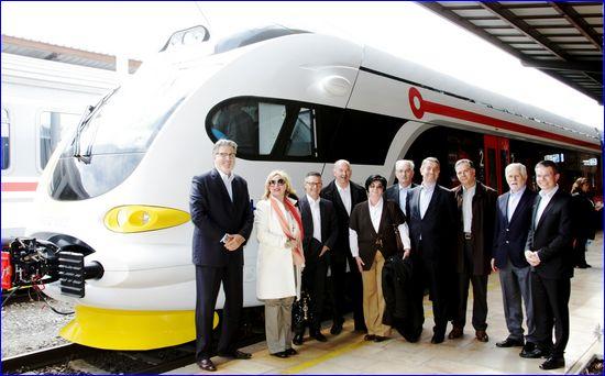 Chorwacja - pociąg Končar