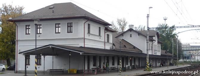 Ostrava střed – stacja kolejowa