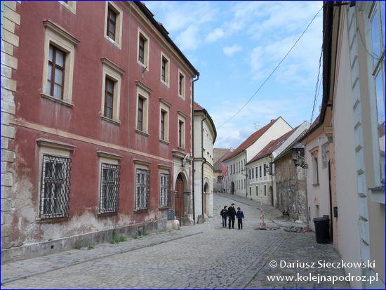 Bratysława - ulica Basztowa