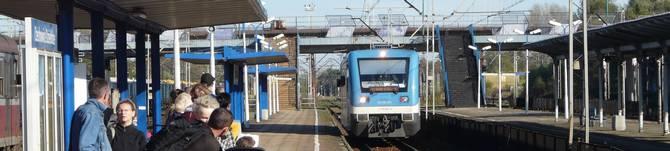 Koleje Śląskie – zmiany w honorowaniu biletów PR