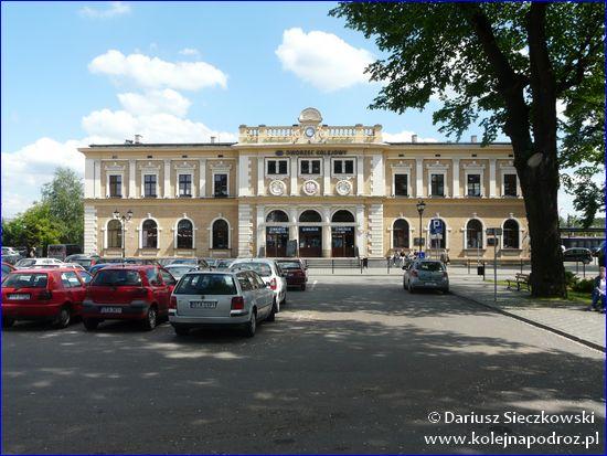 Tarnowskie Góry - dworzec kolejowy