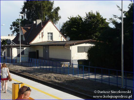 Jastarnia - stacja kolejowa