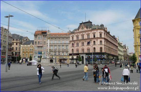 Brno - Plac Wolności