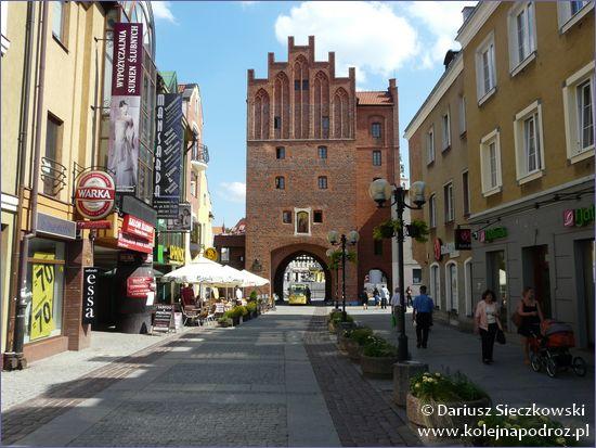 Olsztyn - Wysoka Brama