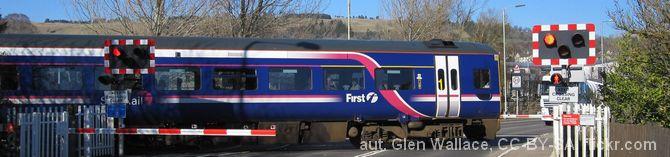 Szkocja – nowa linia kolejowa
