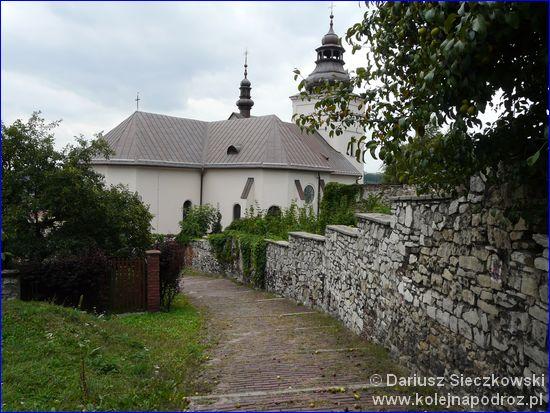 Będzin - kościół pw. Świętej Trójcy