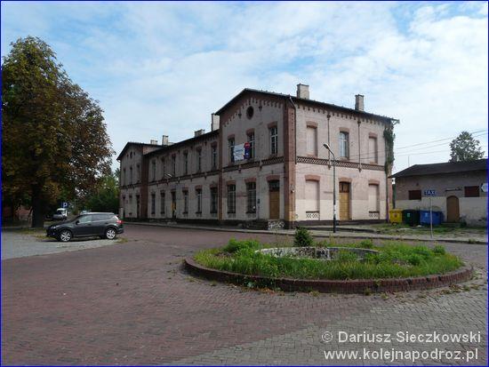 Dąbrowa Górnicza Ząbkowice - dworzec kolejowy