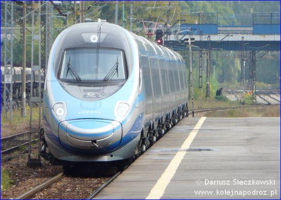 Pendolino PKP Intercity
