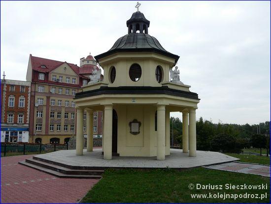 Mysłowice - kaplica Jarlików