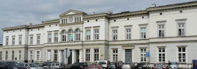 Dworzec kolejowy Sosnowiec Główny – informacje