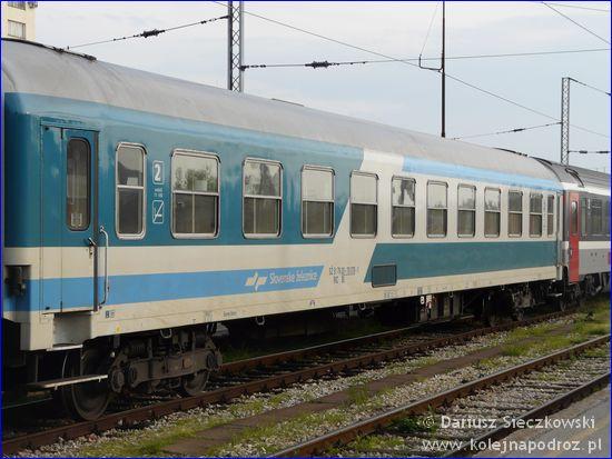 Wagon kolei słoweńskich