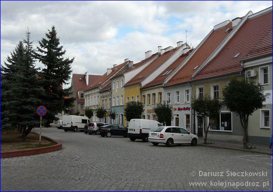 Lewin Brzeski - rynek