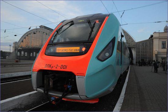 Pociąg Lwów - Czerniowce