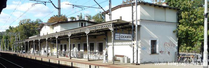 Oława – dworzec kolejowy