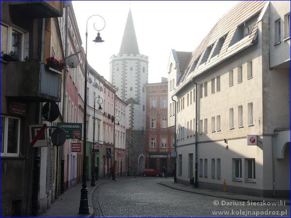 ulica Damrota