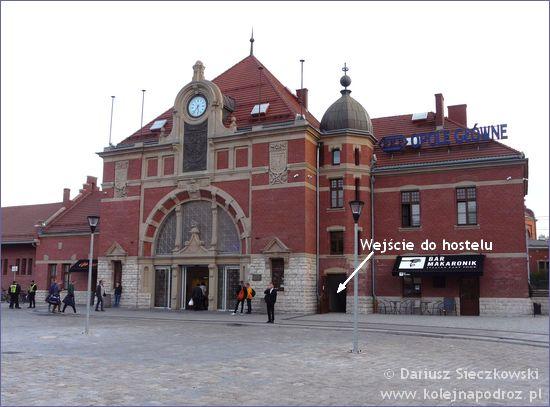 Railway Hostel