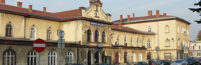 Czechowice-Dziedzice – dworzec kolejowy