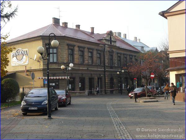 Czechowice-Dziedzice - ulica Słowackiego