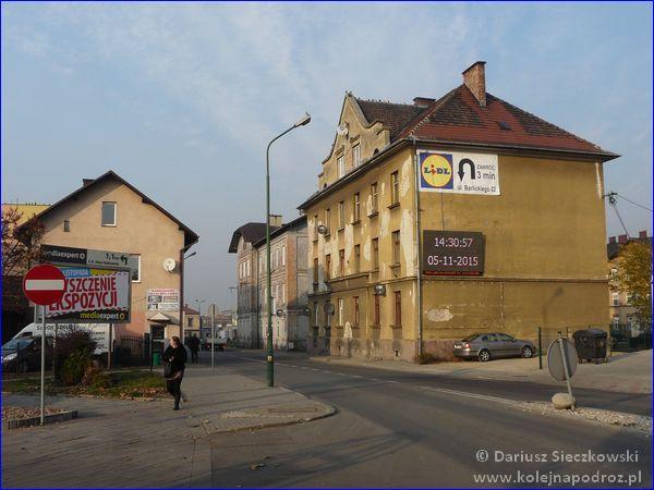 Czechowice-Dziedzice - ulica Niepodległości