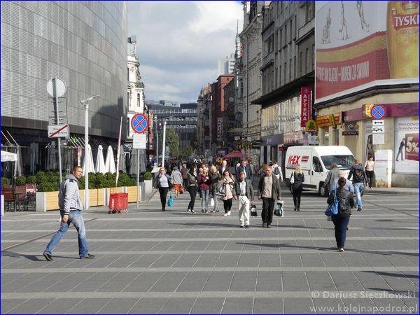 Katowice - Plac Szewczyka