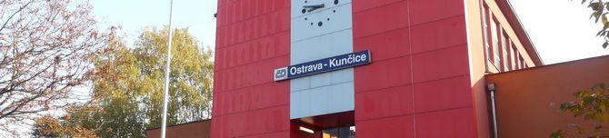 Dworzec kolejowy Ostrava-Kunčice – informacje