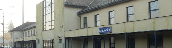 Studenka – dworzec kolejowy