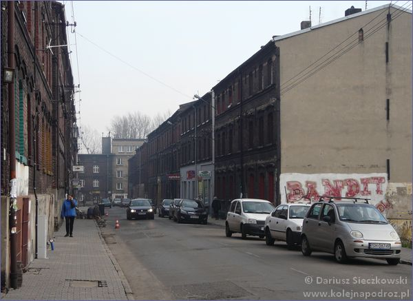 Świętochłowice - ulica Findera
