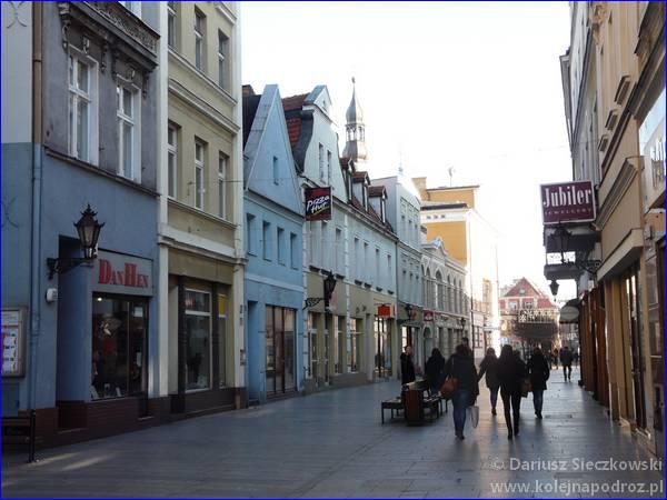 Leszno - ulica Słowiańska
