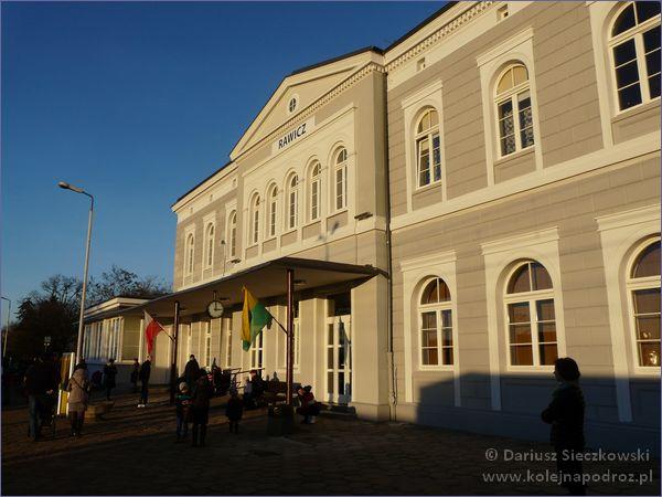Rawicz - dworzec kolejowy