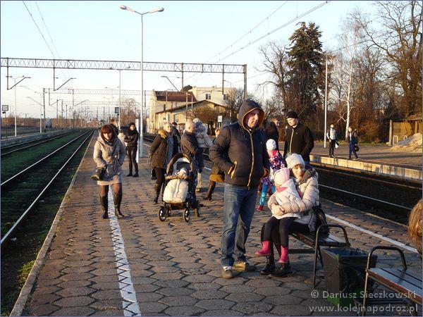 Rawicz - dworzec kolejowy - peron 2