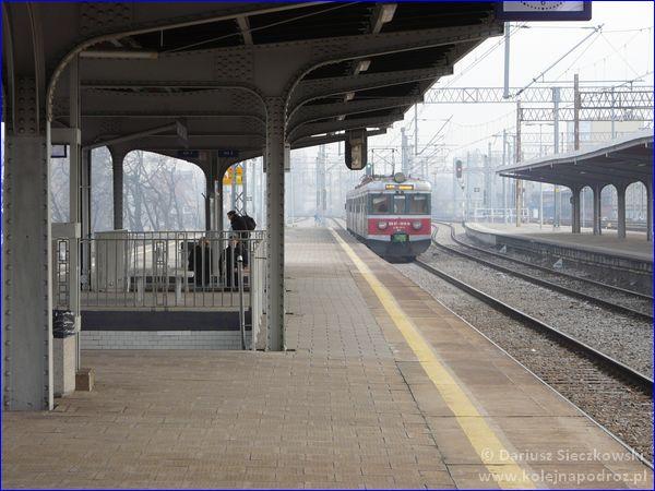 Chorzów Batory - peron