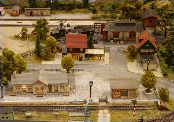 Wystawa makiet kolejowych