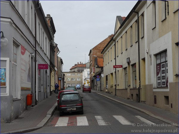 Ulica Daszyńskiego