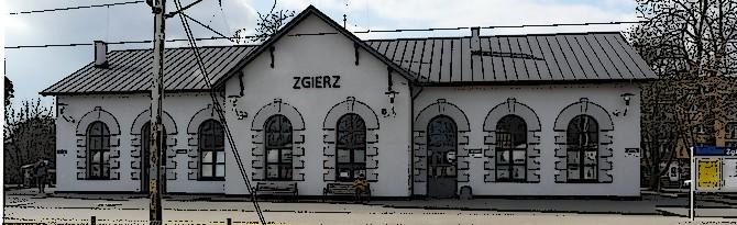 Dworzec kolejowy w Zgierzu – informacje